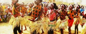 Local African Dancers